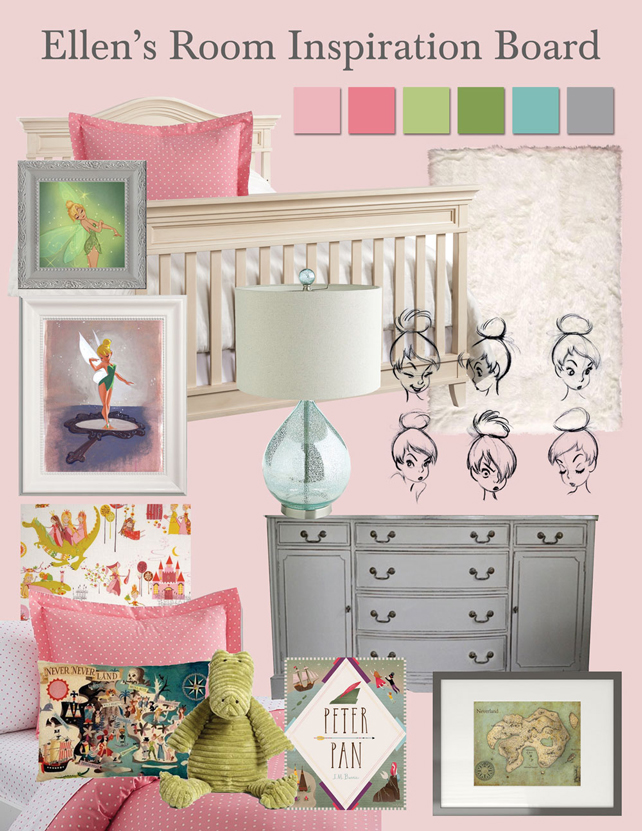 Ellen Big Girl Room